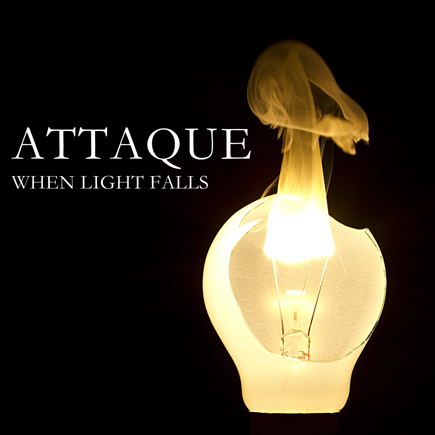 Attaque - When Light Falls (CD)